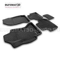 3D коврики Euromat3D EVA в салон для Subaru Forester (2012-2018) № EM3DEVA-004709